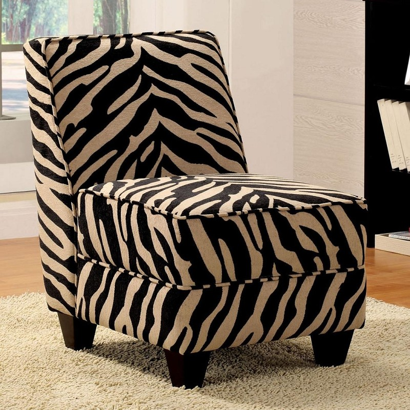 ACME, TIGER ACCENT CHAIR, AC-10070
