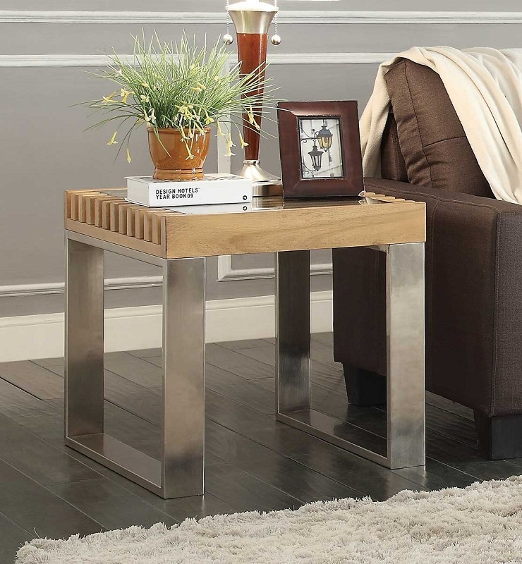 HOMELEGANCE, END  TABLE, 3511-E
