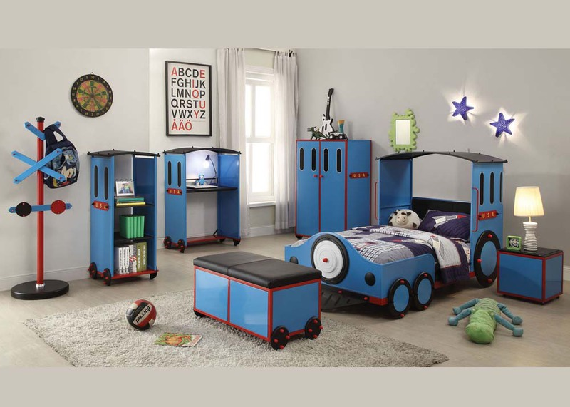 Train twin bed for Furniture 4 u