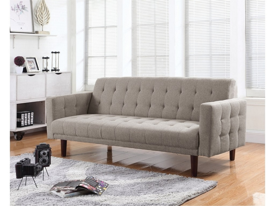 COASTER LIGHT TAUPE SOFA BED, 503976