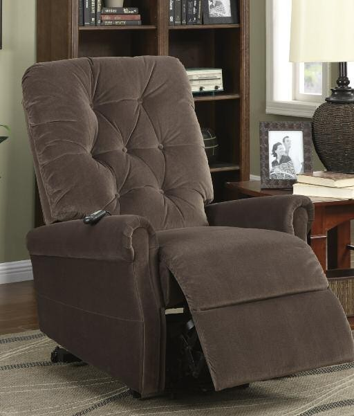 ACME, RECLINER WITH LIFT FUNCTIONS, 59241