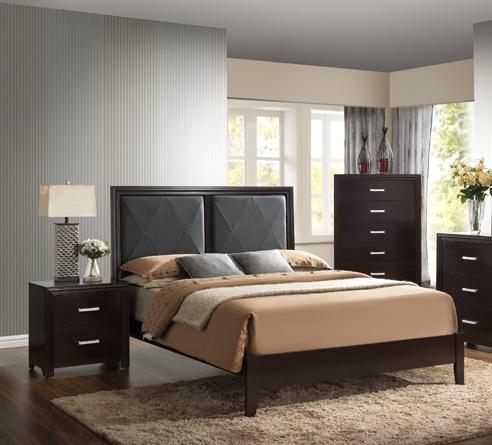 Asia Direct Queen Bed Matrix