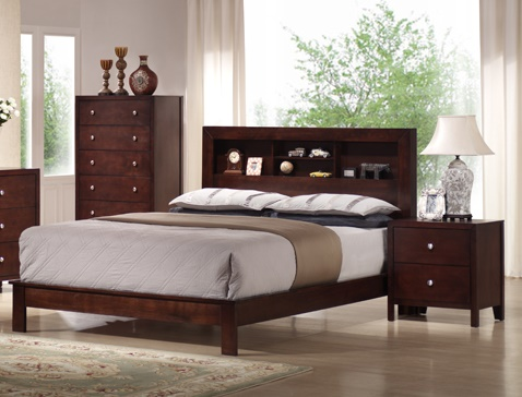 Asia Direct Queen Size Bed 8050q
