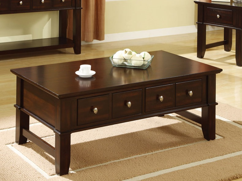Poundex Coffee Table F6193