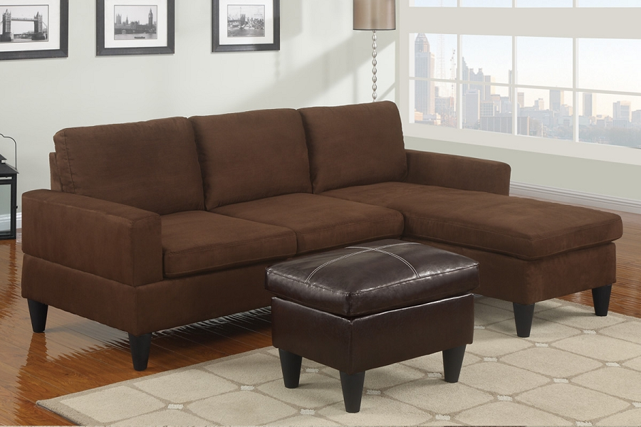 POUNDEX 3 PCS SECTIONAL, F7291