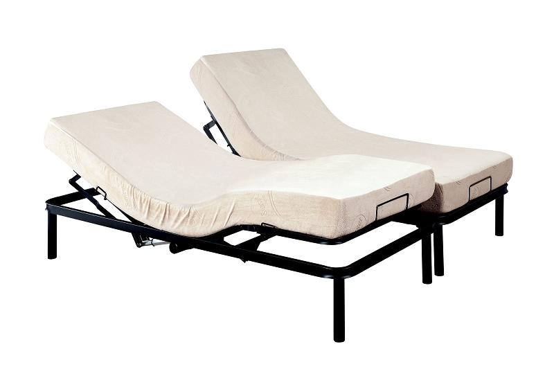King Size Adjustable Bed Frame Sei Mycloud Split  : MT ADJ15 TX Mattress from honansantiques.com size 800 x 533 jpeg 115kB