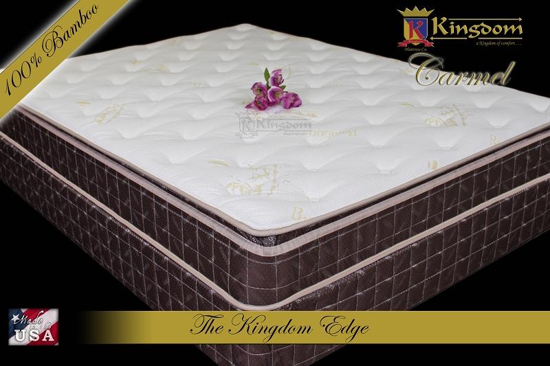 Pillow Top California King Size Mattress