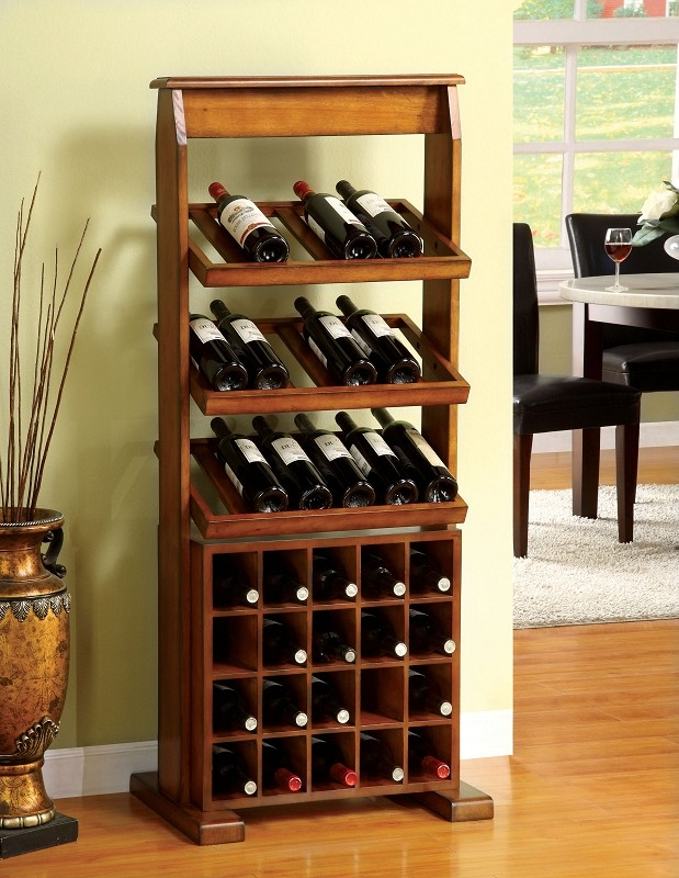FURNITURE OF AMERICA, GUARDA WINE CABINET, CM-AC252