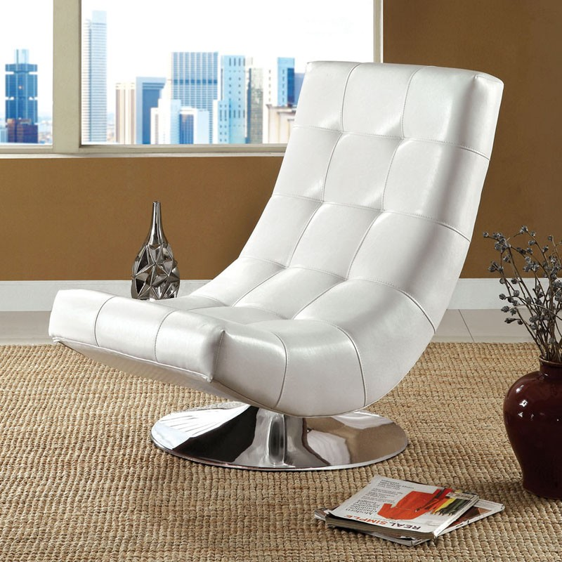 TRINIDAD SWIVEL ACCENT CHAIR