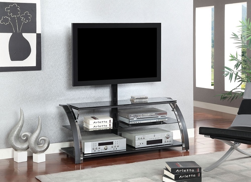 48 Tv Stand With Mount Bracket