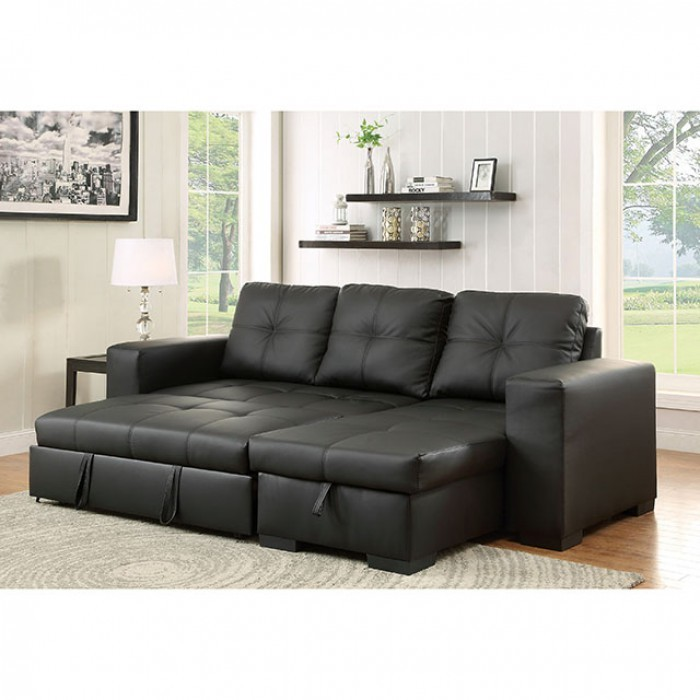 Brand new sectional w storage chaise and sofa bed for Duke sectional sofa bed w storage