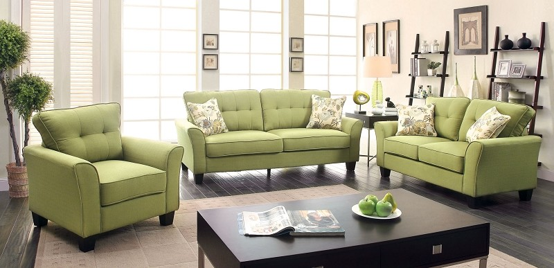 2PCS SOFA + LOVE SEAT