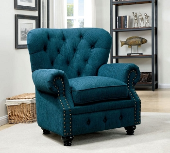 CHAIR  DARK TEAL