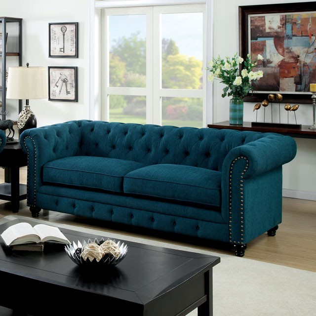 SOFA DARK TEAL
