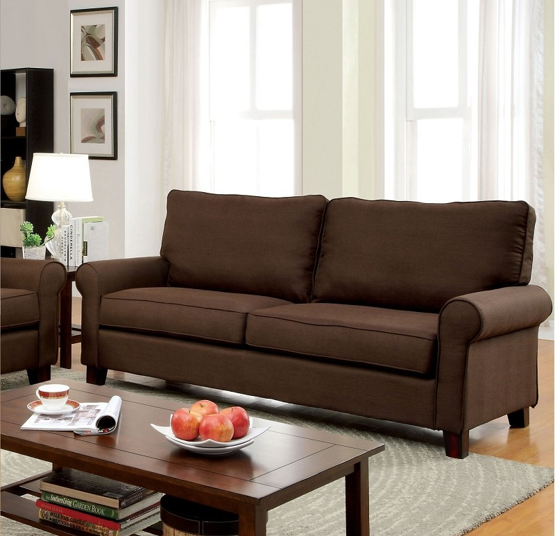 SOFA BROWN.
