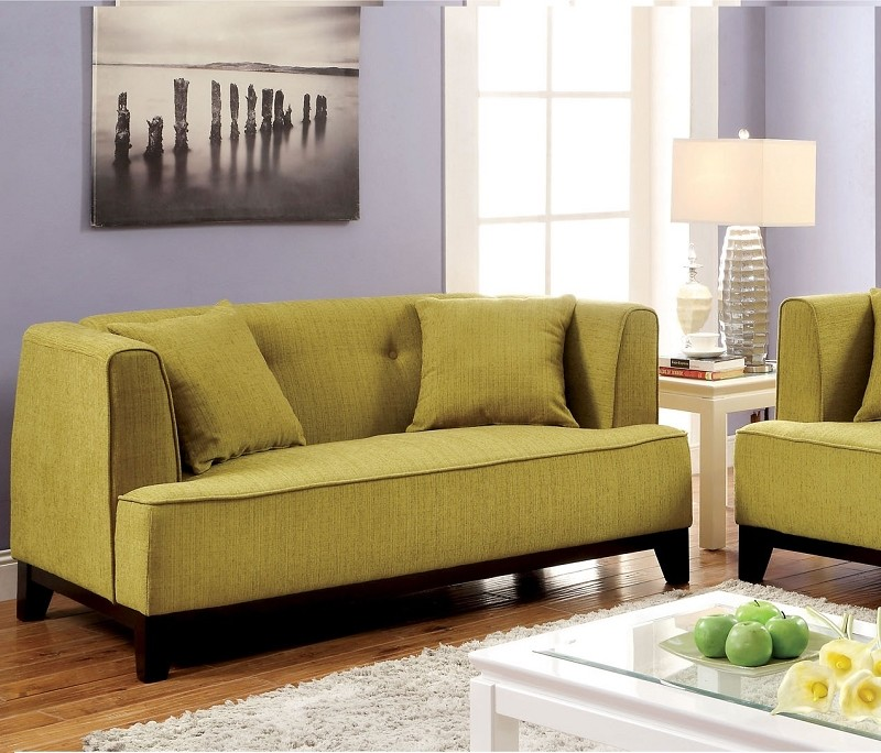 LOVE SEAT LEMONGRASS.