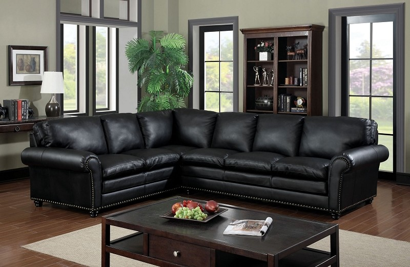 FURNITURE OF AMERICA,  PAYETTE SECTIONAL, CM6808