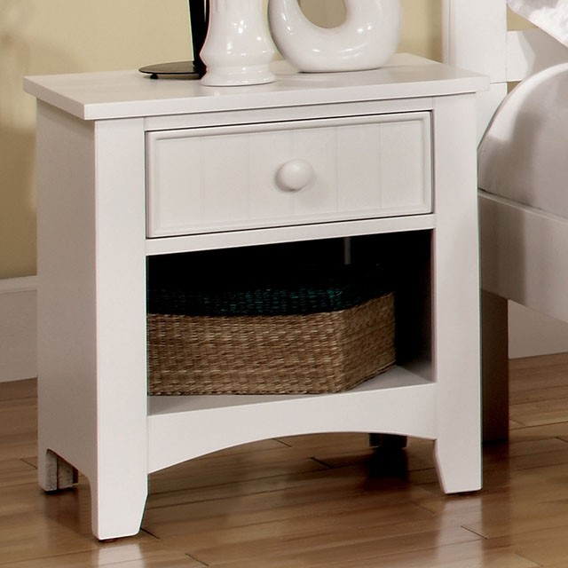 NIGHT STAND WHITE