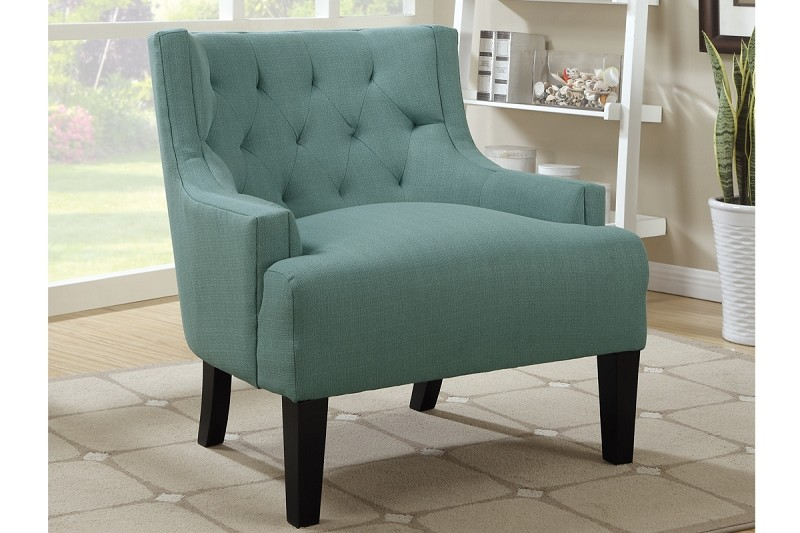 POUNDEX, ACCENT CHAIR., F1414