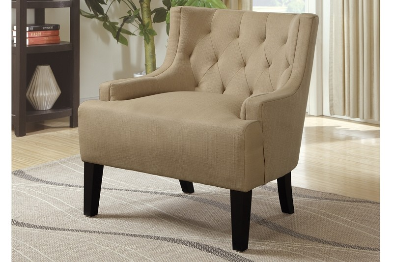POUNDEX, ACCENT CHAIR, F1415