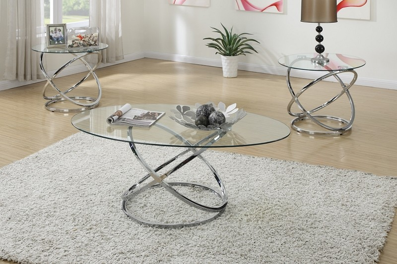 POUNDEX, 3 PCS TABLE SET, F3087