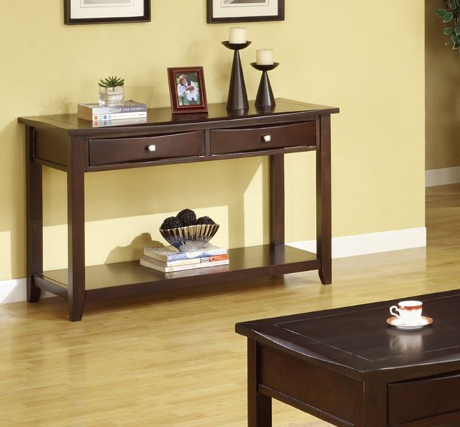 POUNDEX, CONSOLE TABLE, F6220