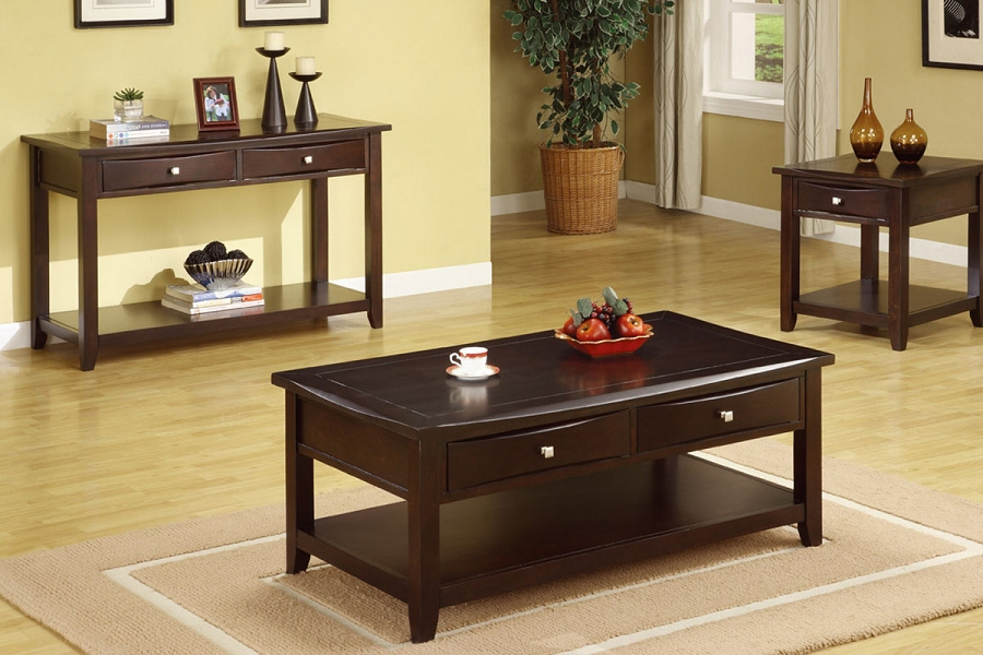Poundex Coffee Table F6221