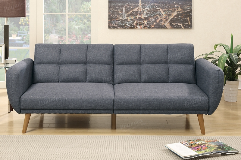 poundex sofa sectional cupboard beige furniture