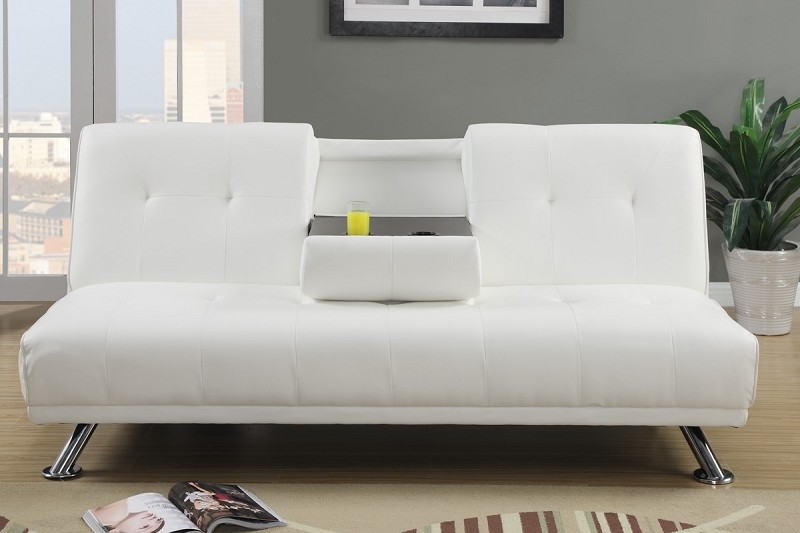POUNDEX, ADJUSTABLE SOFA WITH CONSOLE, F7029