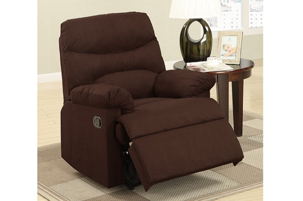 POUNDEX RECLINER MICROFIBER, F7055