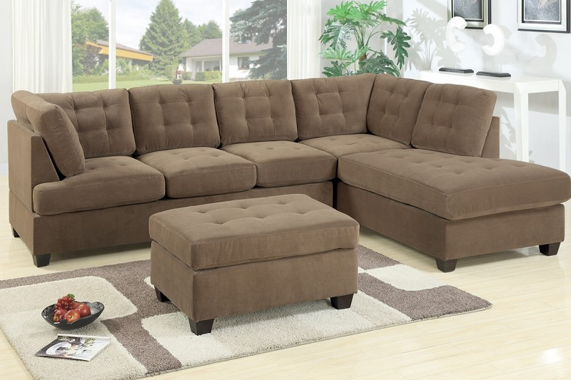 POUNDEX 2 PCS SECTIONAL, F7140