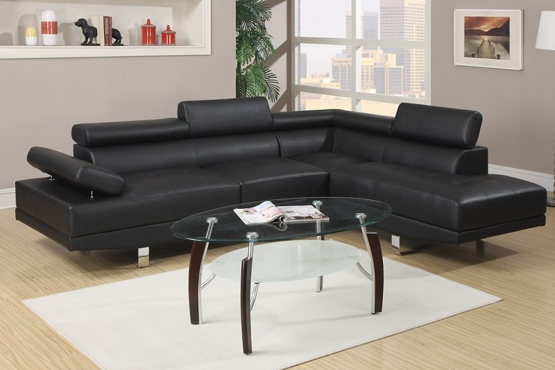 POUNDEX SECTIONAL SOFA SET, F7310