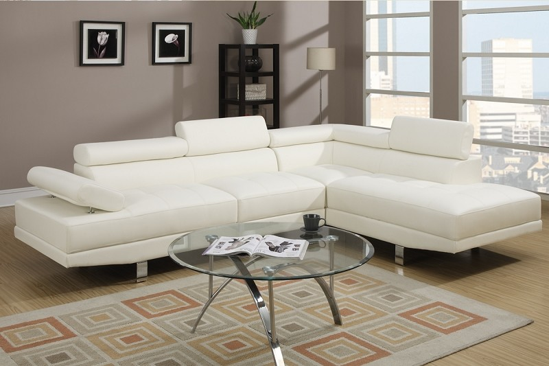 POUNDEX SECTIONAL SOFA SET, F7320