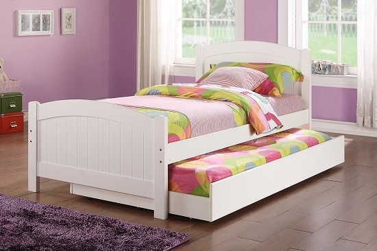 POUNDEX, TWIN BED +TWIN TRUNDLE, F9218