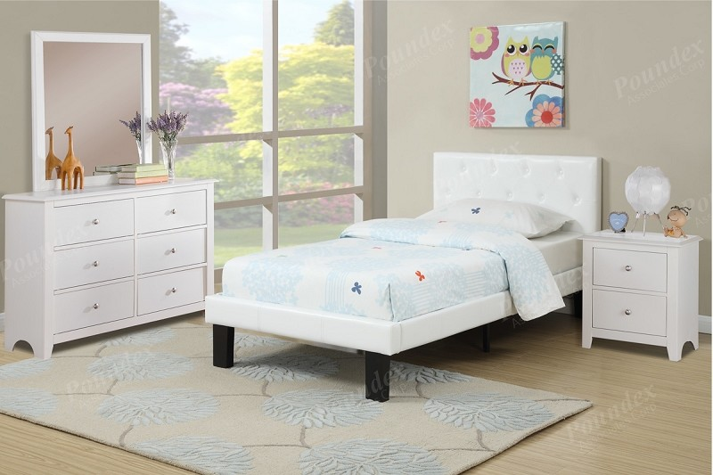 POUNDEX TWIN BED, F9416T