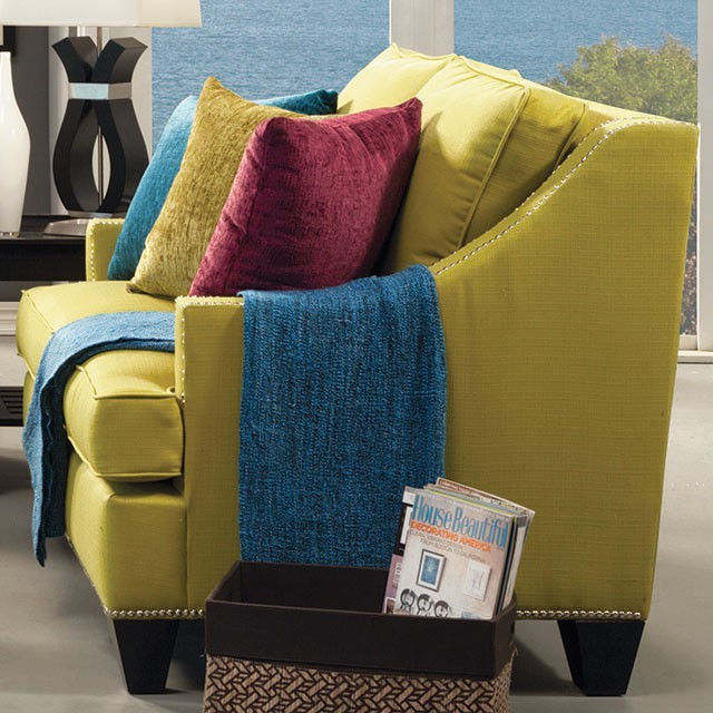 LOVE SEAT  LEMONGRASS