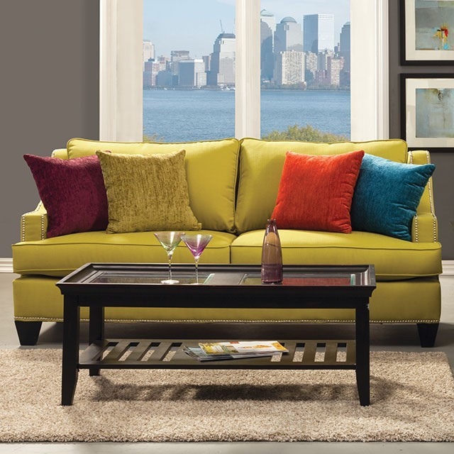 SOFA  LEMON GRASS