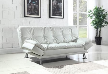 SOFA BED WHITE. 300291