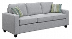 COASTER, SOFA LIGHT GRAY, 506531
