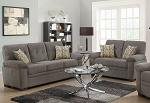 COASTER, 2 PCS SOFA SET CHENILLE, 506581-S2