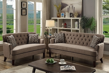 POUNDEX, 2PCS SOFA SET, F6528