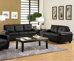 FURNITURE OF AMERICA, BLACKSBURG 2 PCS SOFA SET, CM6485