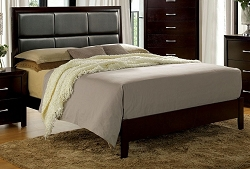 QUEEN SIZE BED FRAME ESPRESSO