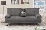 POUNDEX, ADJUSTABLE FUTON SOFA, F7844