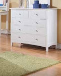 ASIA DIRECT, JOEY WHITE DRESSER, 8414-D