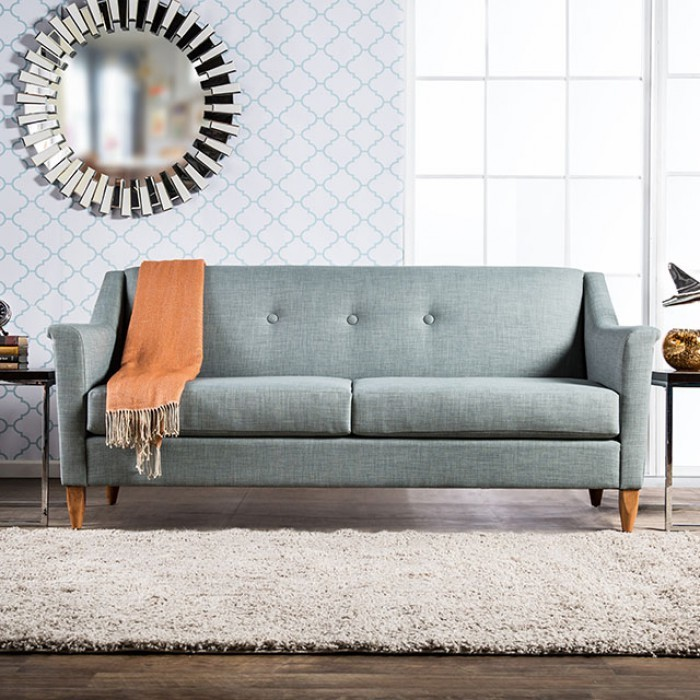 FURNITURE OF AMERICA, ASH SOFA, SM8811