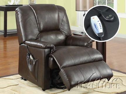 ACME, RECLINER  WITH LIFT AND MASSAGE FUNCTIONS 8 MOTORS, 10652