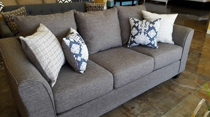 COASTER, SALIZAR  SOFA GRAY, 506021
