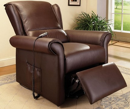 ACME, ELECTRIC LIFT RECLINER CHAIR W/ MASSAGE FUNCTION, 59169