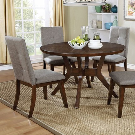FURNITURE OF AMERICA, ABALONE 5 PCS DINING SET , CM3354RT